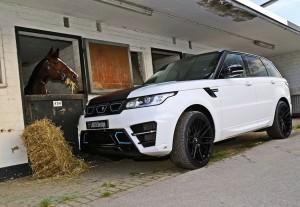 LARTE Design Range Rover Sport WINNER 25