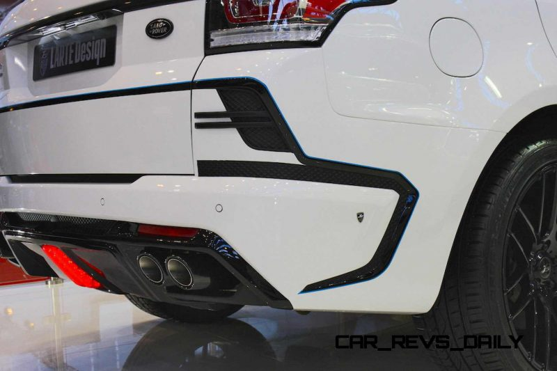 LARTE Design Range Rover Sport WINNER 8