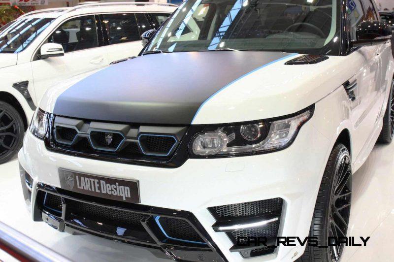 LARTE Design Range Rover Sport WINNER 9