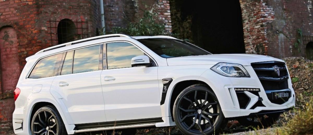 Larte Design Mercedes-Benz GL-Class 69