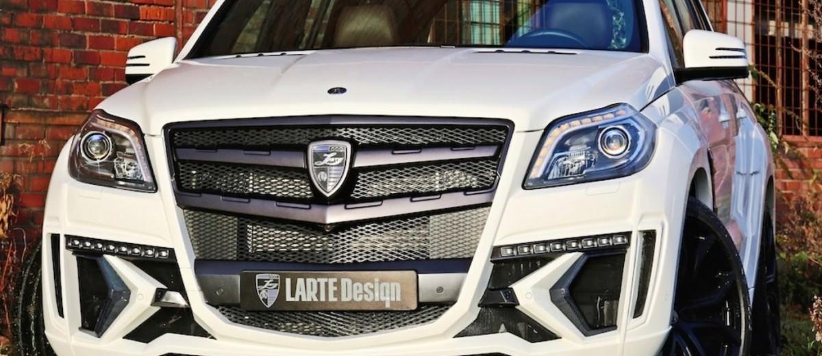 Larte Design Mercedes-Benz GL-Class 74