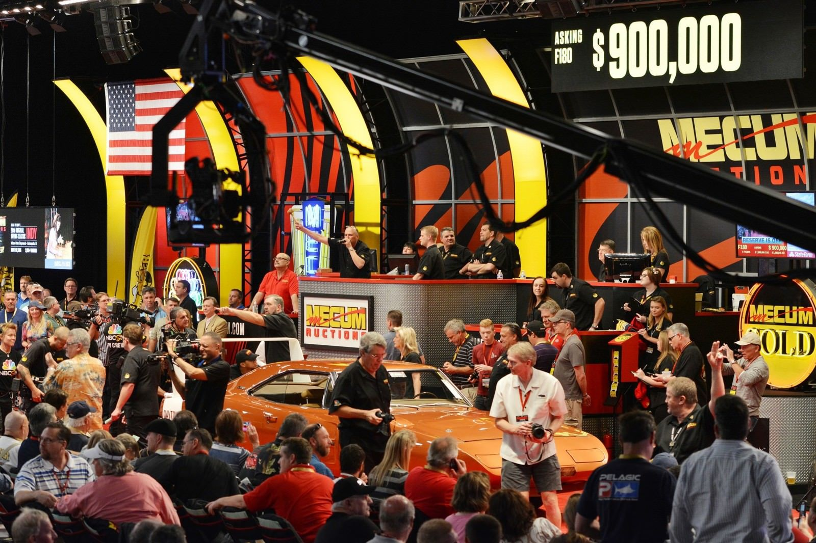 Mecum Auctions - Kissimmee 2015 1