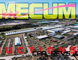 Mecum Auctions – Kissimmee 2015 – Auction Block Mega Gallery