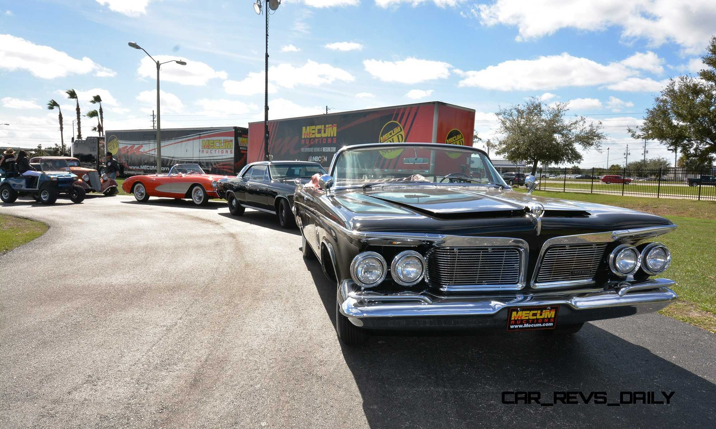 Mecum Auctions - Kissimmee 2015