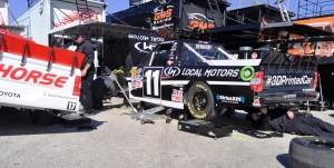 NASCAR Truck Series 2015 Toyota Tundra 10
