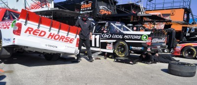 NASCAR Truck Series 2015 Toyota Tundra 12