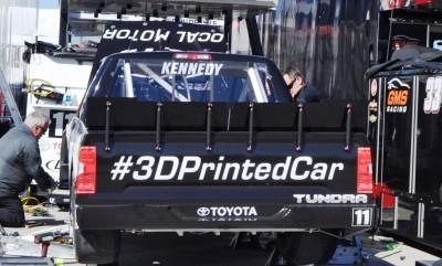 NASCAR Truck Series 2015 Toyota Tundra 2