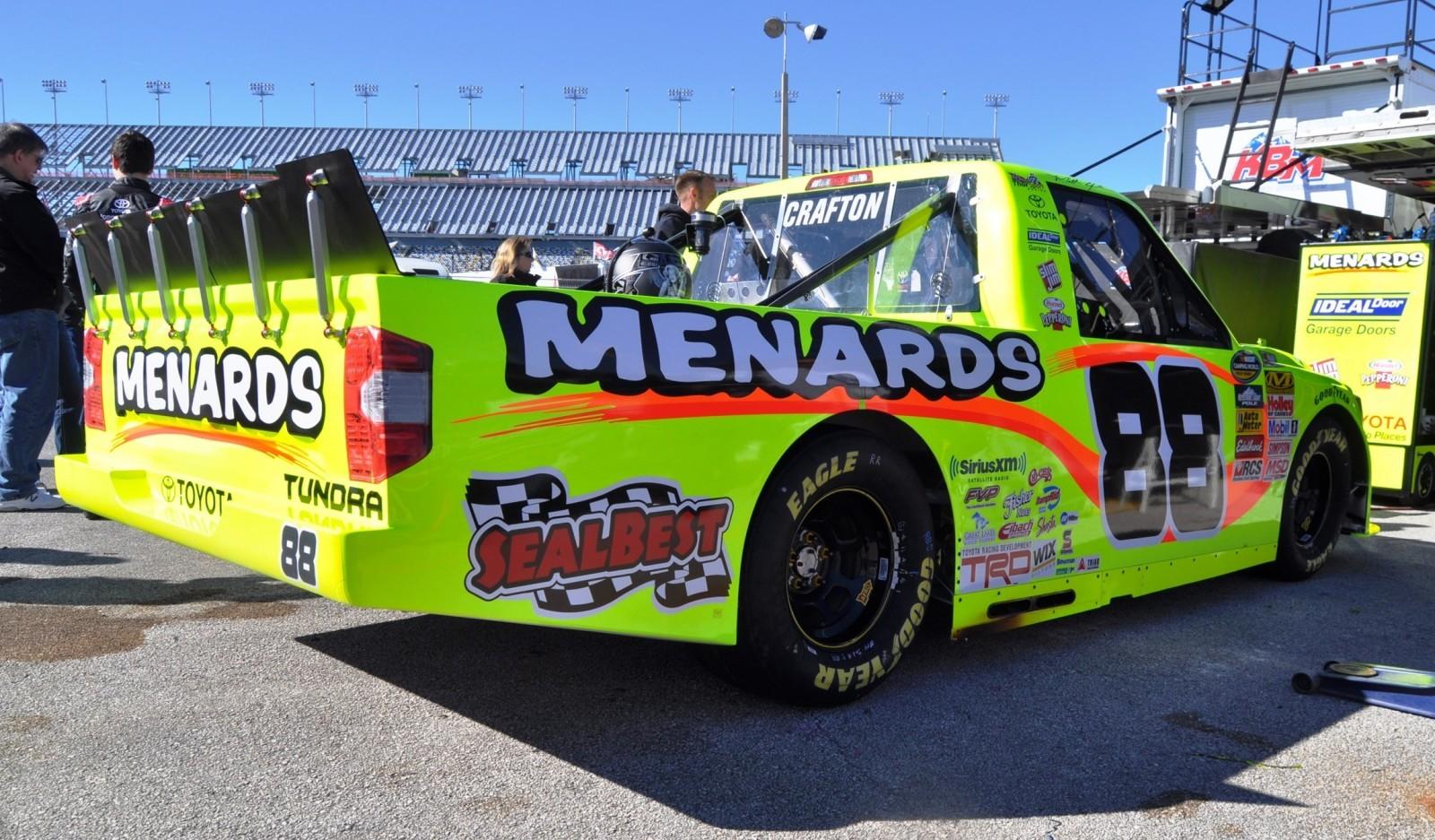 NASCAR Truck Series 2015 Toyota Tundra Drivers