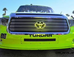 HD Engine Startup! Meeting Three NASCAR Truck Series 2015 Toyota Tundra Drivers
