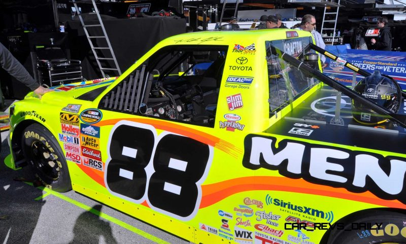 NASCAR Truck Series 2015 Toyota Tundra 31