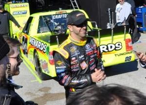 NASCAR Truck Series 2015 Toyota Tundra 34