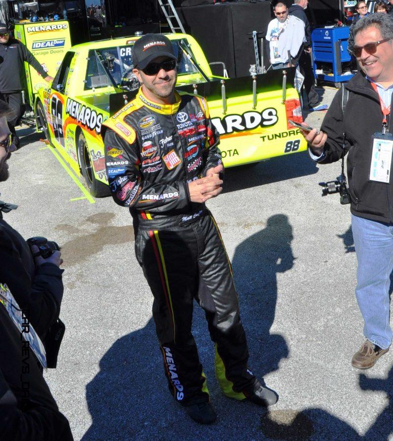 NASCAR Truck Series 2015 Toyota Tundra 35