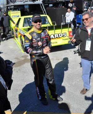NASCAR Truck Series 2015 Toyota Tundra 36