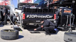 NASCAR Truck Series 2015 Toyota Tundra 4