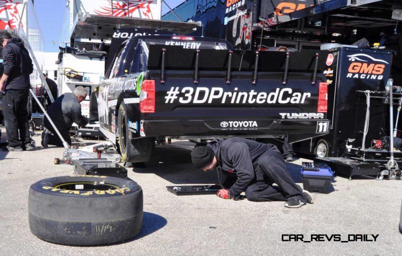 NASCAR Truck Series 2015 Toyota Tundra 5