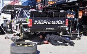 NASCAR Truck Series 2015 Toyota Tundra 6