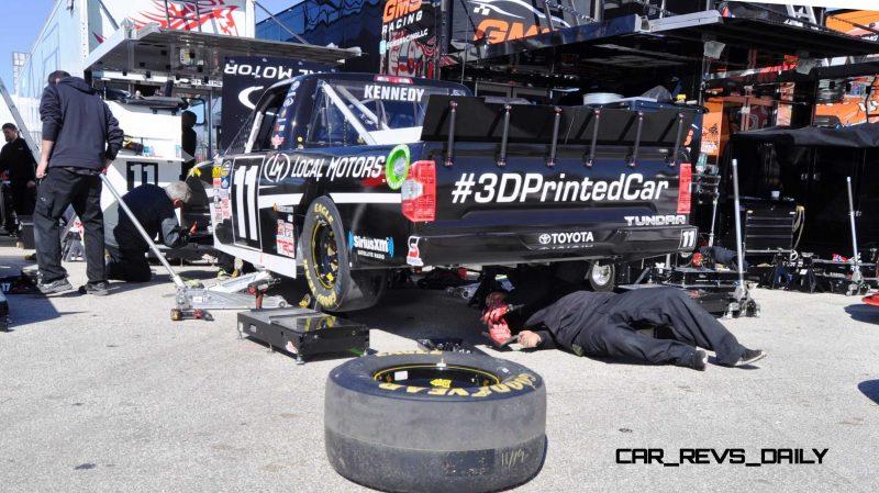 NASCAR Truck Series 2015 Toyota Tundra 7