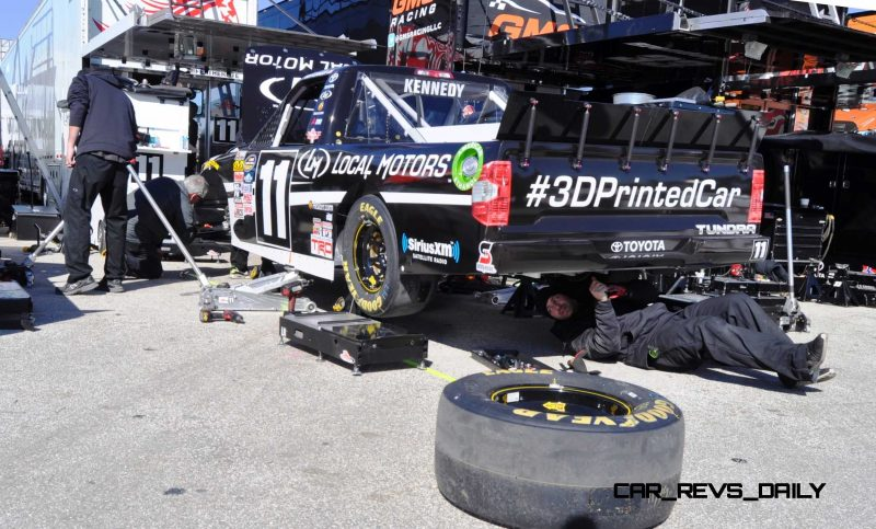 NASCAR Truck Series 2015 Toyota Tundra 8