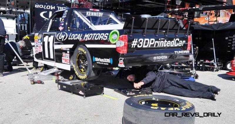 NASCAR Truck Series 2015 Toyota Tundra 9