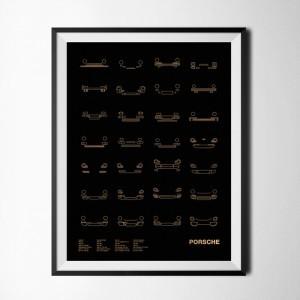 NOMO Design Auto Icon Screen Prints 3