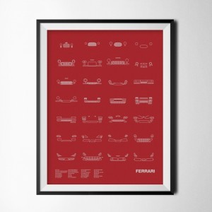 NOMO Design Auto Icon Screen Prints 9