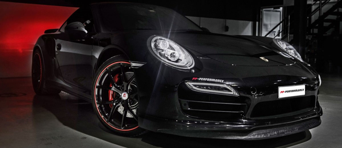 Porsche 911 Turbo by PP-Performance 4
