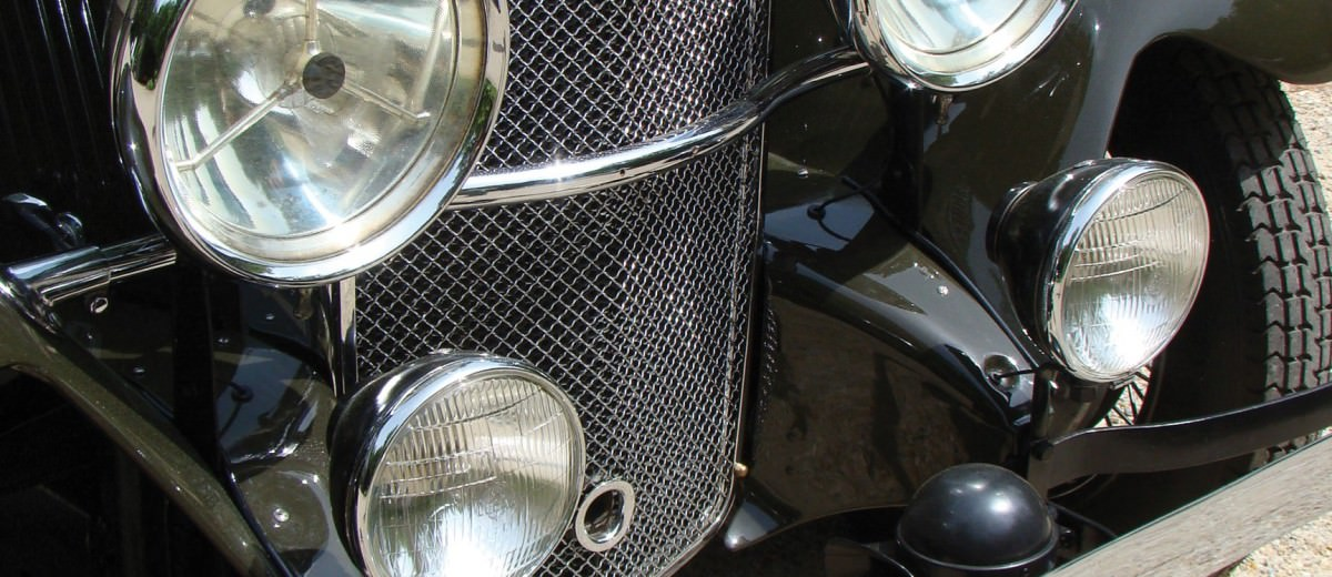 RM Amelia 2015 Preview - 1934 Alvis Speed 20 SB Two-Door Saloon by Vanden Plas 11