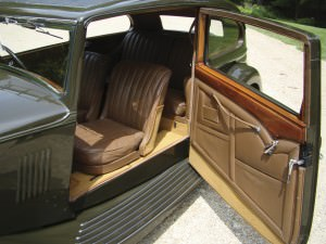 RM Amelia 2015 Preview - 1934 Alvis Speed 20 SB Two-Door Saloon by Vanden Plas 15