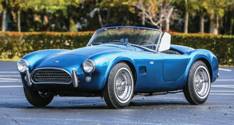 RM Amelia 2015 Preview 1963 Shelby 289 Cobra