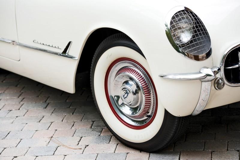 RM Amelia Island 2015 - 1953 Chevrolet Corvette 19