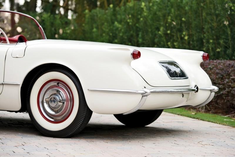 RM Amelia Island 2015 - 1953 Chevrolet Corvette 24