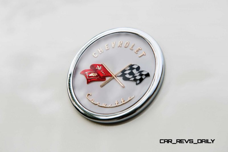 RM Amelia Island 2015 - 1953 Chevrolet Corvette 7