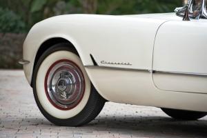RM Amelia Island 2015 - 1953 Chevrolet Corvette 8