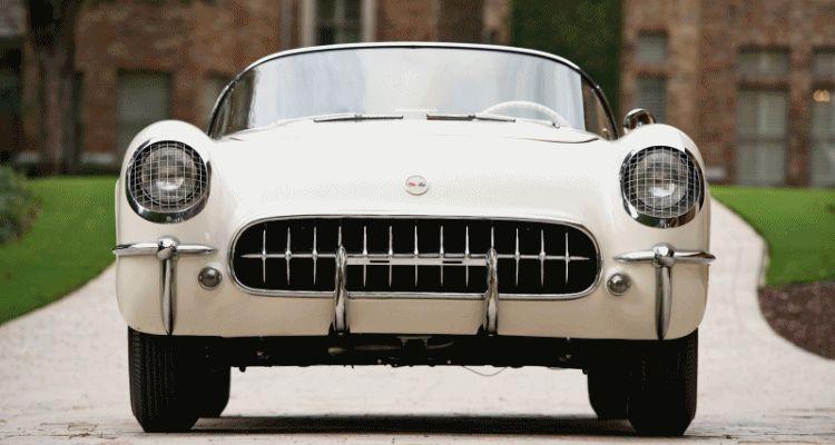 RM Amelia Island 2015 - 1953 Chevrolet Corvette