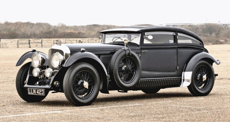 RM Amelia Island 2015 Preview - 1930 Bentley Blue Train Is Reborn!