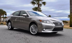 Road Test Review - 2015 Lexus ES350 1