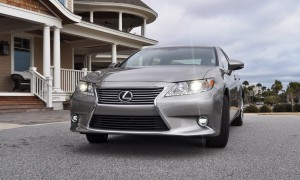 Road Test Review - 2015 Lexus ES350 10