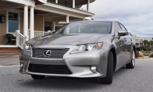 Road Test Review - 2015 Lexus ES350 11