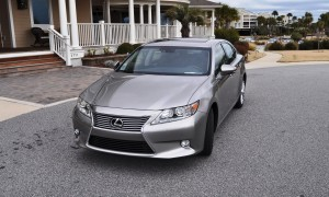 Road Test Review - 2015 Lexus ES350 12