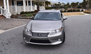 Road Test Review - 2015 Lexus ES350 13
