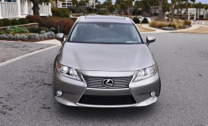Road Test Review - 2015 Lexus ES350 14
