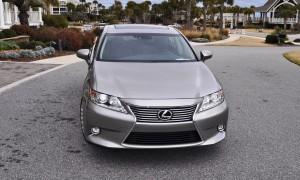 Road Test Review - 2015 Lexus ES350 15