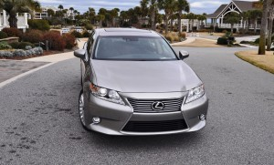 Road Test Review - 2015 Lexus ES350 16