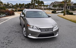 Road Test Review - 2015 Lexus ES350 17