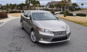 Road Test Review - 2015 Lexus ES350 18
