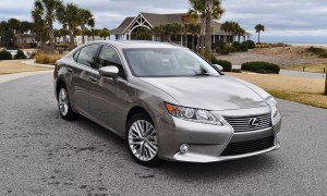 Road Test Review - 2015 Lexus ES350 19