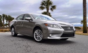 Road Test Review - 2015 Lexus ES350 2