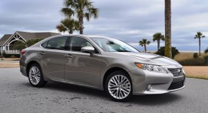 Road Test Review - 2015 Lexus ES350 20