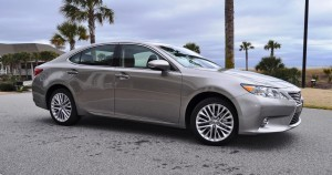 Road Test Review - 2015 Lexus ES350 21