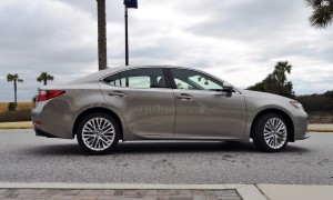 Road Test Review - 2015 Lexus ES350 22